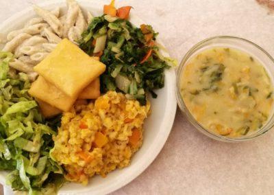 il piatto macrobiotico