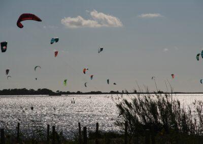 kite surf laguna dello stagnone